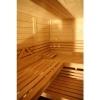 Afbeelding 9 van Azalp Massieve sauna Genio 240x210 cm, 45 mm
