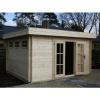 Bild 62 von Azalp Blockhaus Ingmar 550x500 cm, 45 mm