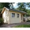 Bild 17 von Azalp CLASSIC Blockhaus Cottage Style Cumberland, 45 mm