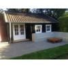 Bild 60 von Azalp Blockhaus Kinross 500x500 cm, 45 mm