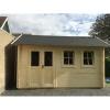 Bild 28 von Azalp Blockhaus Lynn 500x350 cm, 45 mm