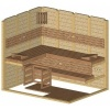 Afbeelding 44 van Azalp Massieve sauna Genio 180x230 cm, 45 mm