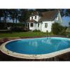 Afbeelding 5 van Trend Pool Boordstenen Tahiti 530 x 320 cm wit (complete set ovaal)
