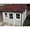 Bild 16 von Azalp Blockhaus Lis 350x350 cm, 45 mm