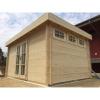 Bild 90 von Azalp Blockhaus Ingmar 550x500 cm, 45 mm