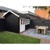 Bild 5 von Azalp Blockhaus Lynn 500x350 cm, 45 mm