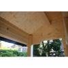 Bild 48 von Azalp Blockhaus Kinross 500x500 cm, 45 mm