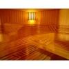 Afbeelding 6 van Azalp Sauna Runda 220x203 cm elzen