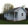 Bild 44 von Azalp Blockhaus Kinross 450x450 cm, 30 mm