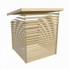 Afbeelding 4 van Woodfeeling Bastrup 2 met veranda 300 cm (91531)
