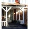 Bild 23 von Azalp Terrassenüberdachung Holz 650x350 cm