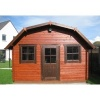 Bild 5 von Azalp Blockhaus Yorkshire 596x500 cm, 45 mm