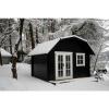 Bild 6 von Azalp Blockhaus Cornwall 400x350 cm, 30 mm