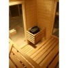 Afbeelding 16 van Azalp Massieve sauna Genio 180x230 cm, 45 mm