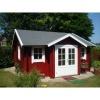Bild von Azalp Blockhaus Essex 500x450 cm, 30 mm