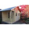 Bild 55 von Azalp Blockhaus Kinross 500x500 cm, 45 mm