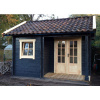 Bild 39 von Azalp Blockhaus Kinross 450x450 cm, 30 mm