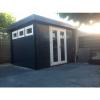 Bild 94 von Azalp Blockhaus Ingmar 450x350 cm, 45 mm