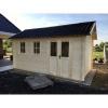 Bild 37 von Azalp Blockhaus Lynn 500x350 cm, 45 mm