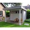 Bild 7 von Azalp Blockhaus Sven 500x400 cm, 45 mm