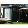 Bild 19 von Azalp Blockhaus Ingmar 450x350 cm, 45 mm