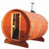 Afbeelding 11 van Azalp Buitensauna Barrel 207x230 cm in 45 mm