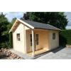 Bild 5 von Azalp Blockhaus Kinross 400x400 cm, 30 mm