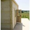 Bild 13 von Azalp Blockhaus Steven 400x300 cm, 30 mm