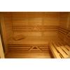 Afbeelding 8 van Azalp Massieve sauna Genio 240x220 cm, 45 mm