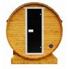 Afbeelding 6 van Azalp Buitensauna Barrel 207x230 cm in 45 mm