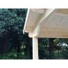 Bild 3 von Azalp Blockhaus Tim 400x400 cm, 45 mm