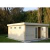 Bild 66 von Azalp Blockhaus Ingmar 450x350 cm, 45 mm