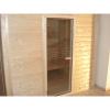 Afbeelding 22 van Azalp Massieve sauna Genio 240x220 cm, 45 mm