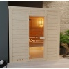 Afbeelding van Azalp Massieve sauna Genio 250x180 cm, 45 mm