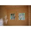 Bild 49 von Azalp Blockhaus Kinross 500x500 cm, 45 mm