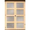 Afbeelding 3 van Woodfeeling Leuven 3 met Veranda 240 cm
