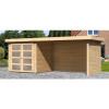 Bild von Woodfeeling Leuven 2 mit Veranda 280 cm