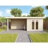 Bild 3 von Azalp Blockhaus Maximo 700x300 cm, 45 mm
