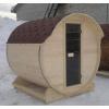 Afbeelding 10 van Azalp Buitensauna Barrel 207x230 cm in 45 mm