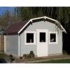 Bild 4 von Azalp Blockhaus Yorkshire 596x500 cm, 45 mm