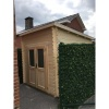 Bild 8 von Azalp Blockhaus Steven 400x300 cm, 30 mm