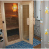 Afbeelding 12 van Azalp Massieve sauna Genio 240x220 cm, 45 mm