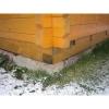 Bild 14 von Azalp Blockhäuser Nida-T 4,5x4,5 m, 60 mm