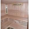 Afbeelding 8 van Azalp Sauna Runda 203x203 cm elzen