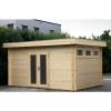 Bild 56 von Azalp Blockhaus Ingmar 550x500 cm, 45 mm