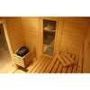 Afbeelding 17 van Azalp Massieve sauna Genio 150x200 cm, 45 mm
