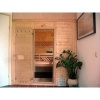 Afbeelding 11 van Azalp Massieve sauna Genio 240x210 cm, 45 mm