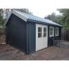 Bild 2 von Azalp Blockhaus Lynn 500x350 cm, 45 mm
