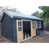 Bild 32 von Azalp Blockhaus Lynn 500x350 cm, 45 mm