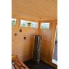 Afbeelding 28 van Azalp Buitensauna Noor 196x220 cm, 45 mm